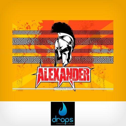 Alexander-Drops-Conquerors-YonofumoYovapeo