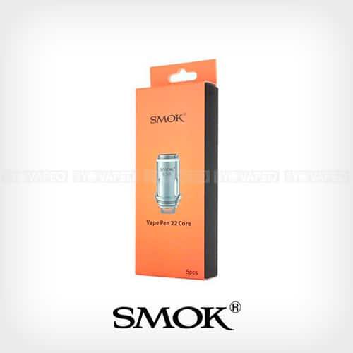 Smok Resistencia Smoke Vape Pen 22 (5 Uds)