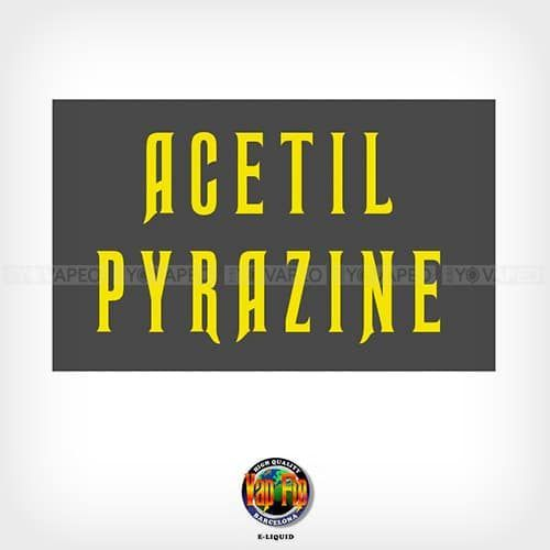 Molecula-Acetil-Pyrazine-Vap-Fip-Yonofumo-Yovapeo