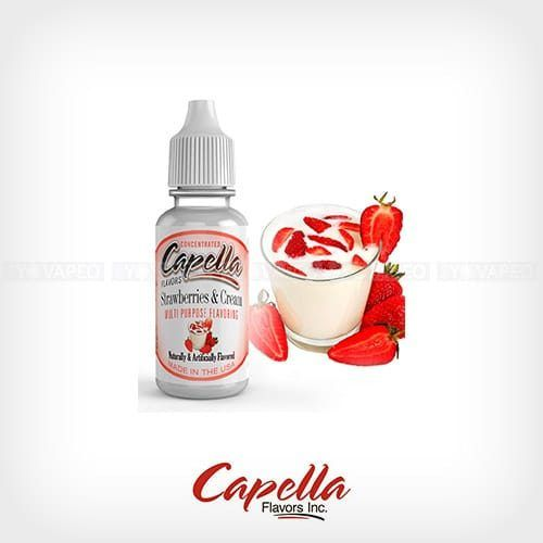 Strawberries-&-Cream-Capella-Yonofumo-Yovapeo