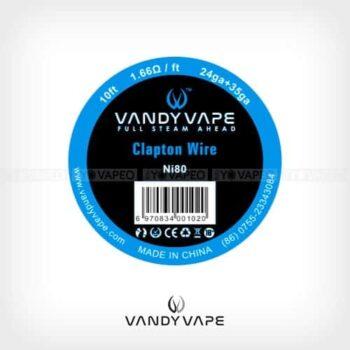 Vandyvape-Bobina-Clapton-Ni80-24AWG+35AWG-Yonofumo-Yovapeo
