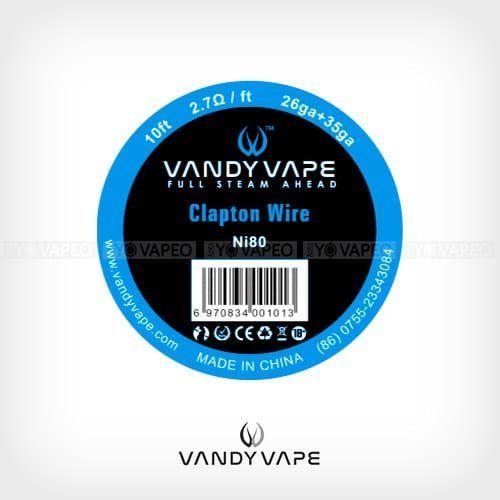 Vandyvape-Bobina-Clapton-Ni80-26AWG+35AWG-Yonofumo-Yovapeo