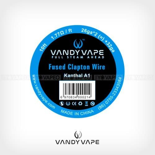 Vandyvape-Bobina-Kanthal-26AWGx2+32AWG-Yonofumo-Yovapeo