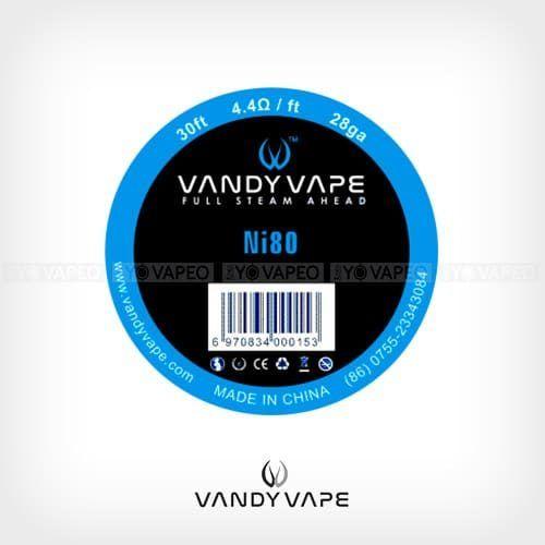 Vandyvape-Bobina-Ni80-28AWG-Yonofumo-Yovapeo