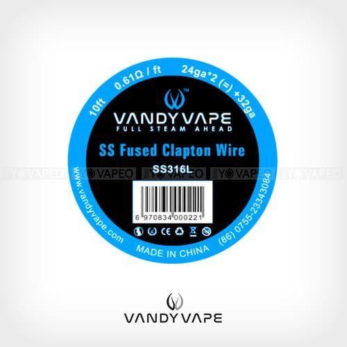 Vandyvape-Bobina-SS316L-Fused-Clapton-24AWGx2+32AWG-Yonofumo-Yovapeo