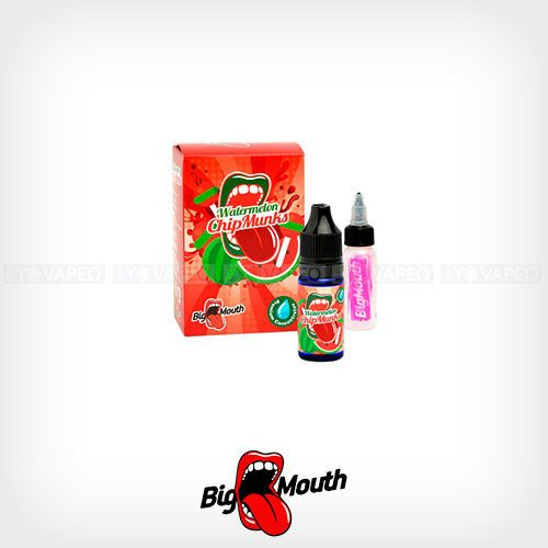Aroma-Watermelon-Chipmunks--Big-Mouth-Yonofumo-Yovapeo