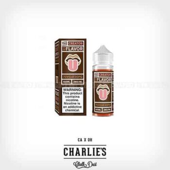 Donut-Cappuccino-The-Creator-of-Flavor-Booster-Charlies-Chalk-Dust-Yonofumo-