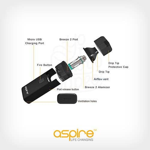 Breeze-2-Kit-Aspire----Yonofumo-Yovapeo
