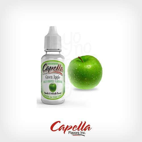 Green-Apple-Capella-Yonofumo-Yovapeo