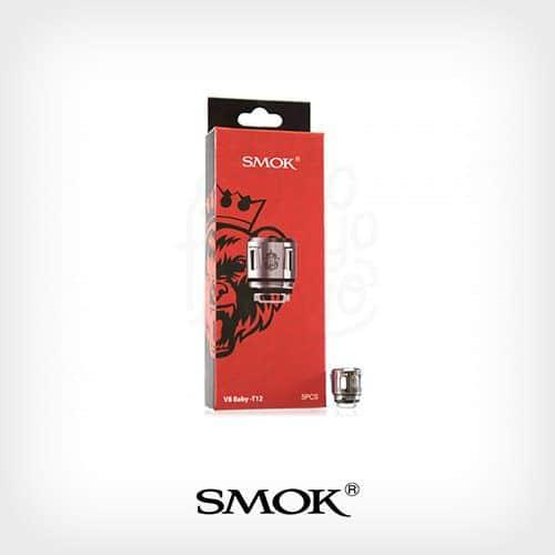 Smok-Resistencia-V8-Baby-T12Yonofumo-Yovapeo