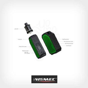 Active-Amor-NSE-Kit-Wismec--Yonofumo-Yovapeo