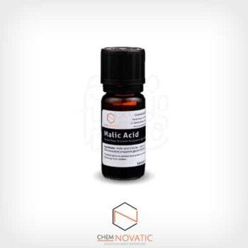 Molécula-Ácido-Málico-Chemnovatic-Yonofumo-Yovapeo