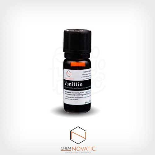 Molécula-Vanilina-Chemnovatic-Yonofumo-Yovapeo