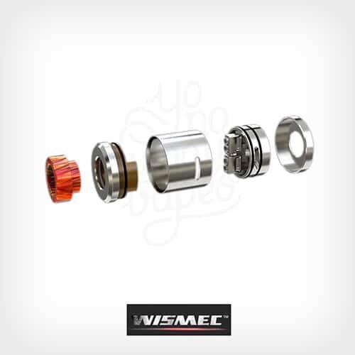 Wismec-Guillotine-V2-RDA--Yonofumo-Yovapeo