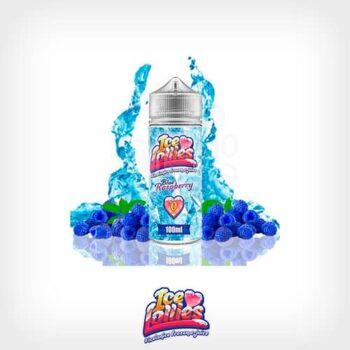 Blue-Raspberry-Booster-100ml-Ice-Love-Lollies-Yonofumo-Yovapeo