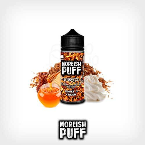 Tobacco-Honey-Cream-Moreish-Puff-Yonofumo-Yovapeo