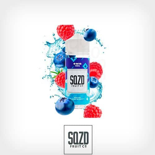 Blue-Raspberry-Booster-100ml-SQZD-Fruit-Co-Yonofumo-Yovapeo
