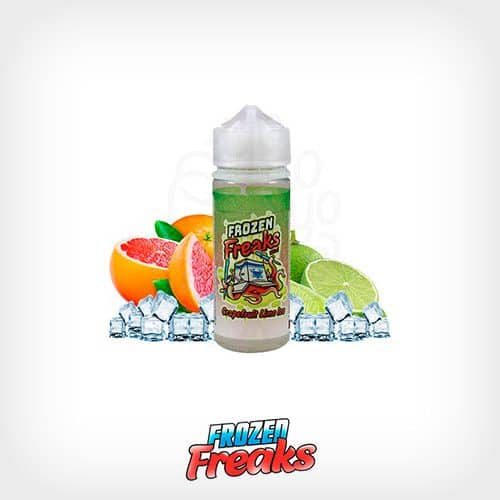 Lime-and-Grapefruit-Ice-Booster-100ml-Frozen-Freaks-Yonofumo-Yovapeo