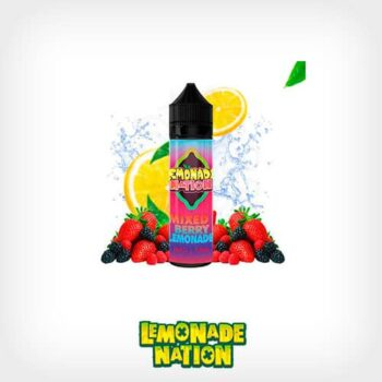 Mixed-Berry-Booster-50ml-Lemonade-Nation-Yonofumo-Yovapeo