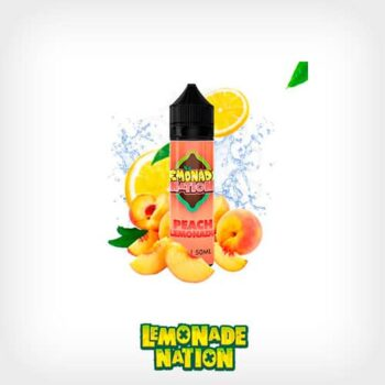 Peach-Booster-50ml-Lemonade-Nation-Yonofumo-Yovapeo