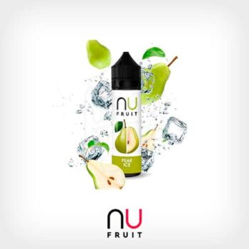Pear-Ice-Booster-NU-Fruit-Yonofumo-Yovapeo