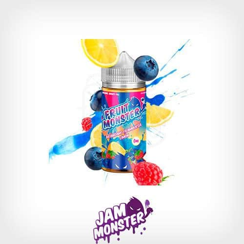 Fruit-Monster-Blueberry-Raspberry-Lemon-Jam-Monster-Yonofumo-Yovapeo