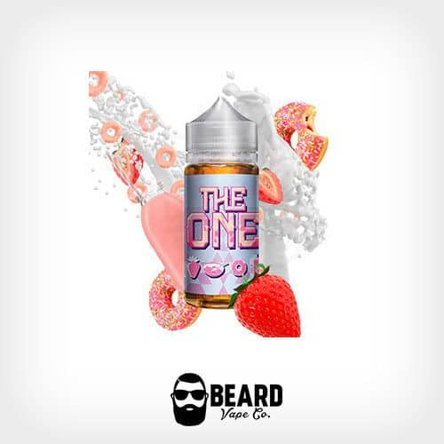 Strawberry-The-One-Beard-Vape-Yonofumo-Yovapeo