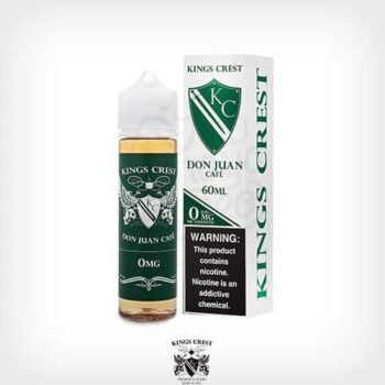 Don-Juan-Café-(Booster-50ml)-Kings-Crest-yonofumoyovapeo