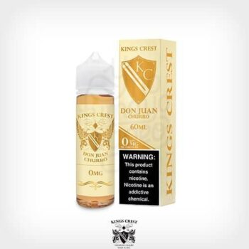 Don-Juan-Churro-(Booster-50ml)-Kings-Crest-yonofumoyovapeo