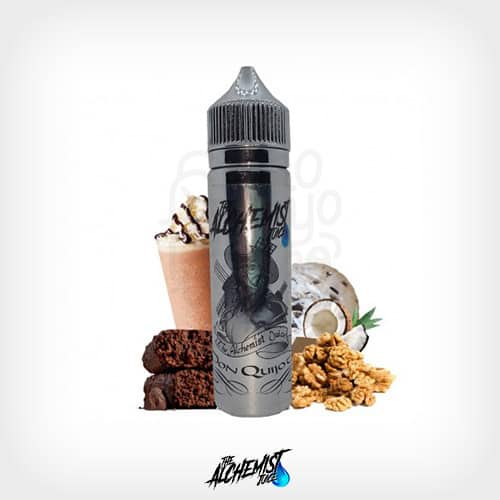 Don-Quijote-(Booster-50ml)---The-Alchemist-Juice-yonofumoyovapeo