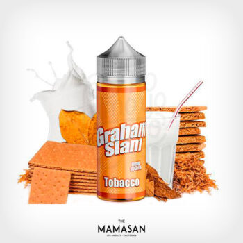 graham-slam-tobacco-100ml-the-mamasan-yonofumoyovapeo