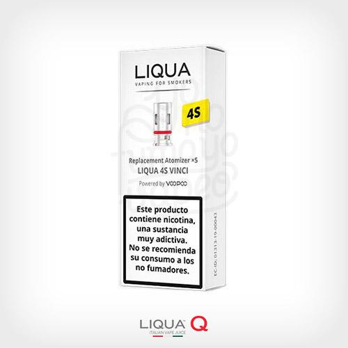 resistencia-vinci-liqua-4s-5-uds-yonofumoyovapeo