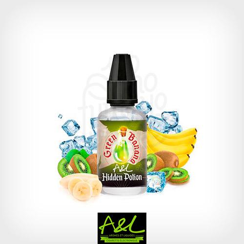 aroma-hidden-potion-green-banana-30ml-al-yonofumoyovapeo