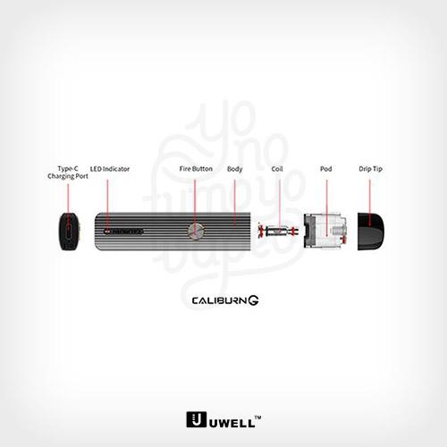 pod-caliburn-g-uwell-2-yonofumoyovapeo