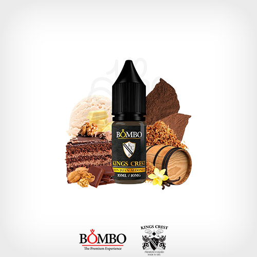 Don-Juan-Aldonza-Salts-10ml-King-Crest&Bombo-10ml-10mg-yonofumoyovapeo