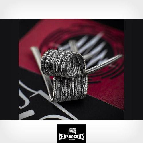 charro-coils-dual-the-forge-rampage-0-14-ohm-2-uds-01-yonofumoyovapeo