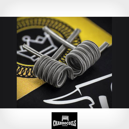 charro-coils-dual-the-forge-the-crown-0-17-ohm-2-uds-01-yonofumoyovapeo